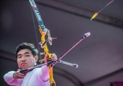 [양궁] 임동현, 세계선수권 개인전 金 '대회 2관왕'...한국 종합우승