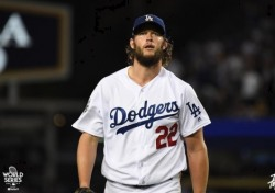 [MLB 월드시리즈] '커쇼 7이닝 1실점', 다저스 1차전 승리!