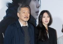 '불륜 커플' 홍상수-김민희 당당함에 분노한 박잎선, 왜?
