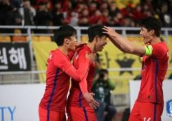 [축구이슈] 시선집중! 돌아온 한국의 4-4-2