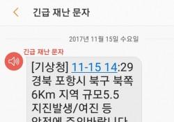 """포항 지진 어느 정도였나, 시민들 반응 """"경주보다 심각"""" 붕괴까지?"""