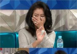 김구라, 김부선 프러포즈에 '화들짝'