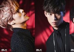 신인 보이그룹 BLK, D.A·일경·이노 카리스마+비주얼 폭발