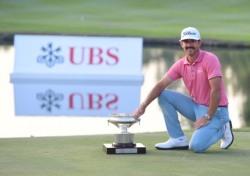 옴즈비, 263번 도전 끝에 홍콩오픈 우승, 장이근-최진호는 48위