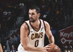 [NBA] '러브 38득점' 클리블랜드, 마이애미 잡고 9연승