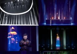 뮤지컬 '햄릿:얼라이브' 햄릿의 내면이 눈앞에 펼쳐진다