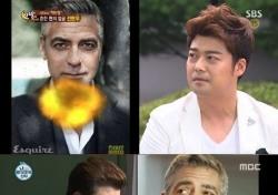 조지 클루니 닮은꼴이 한국에도 있다?