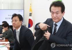 박주원 최고위원직 사퇴, 일주일 전 발언과 다른 결과?