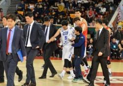 [농구] 부상에 우는 3팀, KCC 삼성 KT