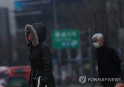 """초미세먼지 '매우나쁨' 덮친 서울·수도권…""""조기 사망 위험 있다"""""""