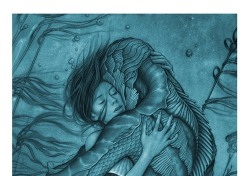 '셰이프 오브 워터: 사랑의 모양' 예고편 공개…경이로운 로맨스