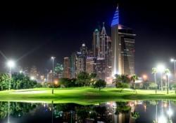 오메가데저트클래식, 야간 조명 갖춰 아라비안 나이트 골프 가능