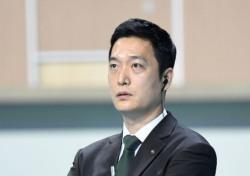 """'풀세트 역전패' 김상우 감독 """"블로킹과 리시브 부족했다"""""""