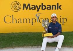 슈방카 샤르마 메이뱅크챔피언십서 유럽 투어 골프 2승