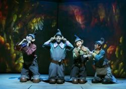 어른이 뮤지컬 '난쟁이들' 11일까지 연장 공연