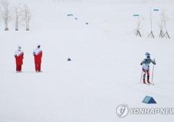 우리선수 응원하는 북한, '이것' 열창까지?