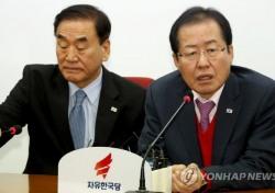 늘푸른한국당, '우파 통합' 득일까 실일까