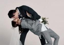 '곽지영과 결혼' 김원중, 올누드 촬영서 엄마 외친 '사연'