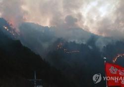삼척 화재 사흘째… 피해규모는?