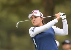 고진영 LPGA 데뷔전 우승하나?..호주여자오픈 2R 3타차 선두