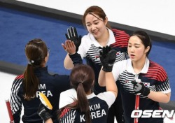 [평창] 컬링 여자단체, '세계 2위' 스위스에 7-4 승리...예선 2승 1패