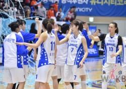 [여자농구] '매직넘버 3' 우리은행, 정규리그 6연패 가능할까?
