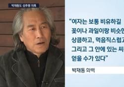 """이태경 폭로 '충격'…""""박재동 화백 손이 치마 아래 다리 사이로.."""""""