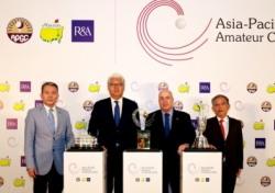 중국 시샨 골프장, 내년 9월 AAC 개최