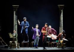 [공연;뷰] 연극 '아마데우스', 악의 평범성에 관한 통쾌한 고해