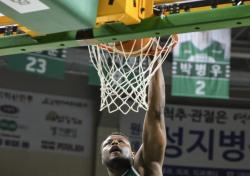 [프로농구] '버튼 36득점' DB, KGC 꺾고 우승 '매직넘버 1'