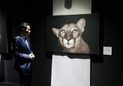 존박 이어 우상호 의원, 멸종위기동물 보호 캠페인 '세이브 투게더' 앞장