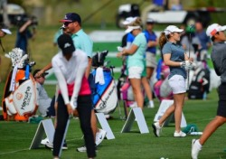 미국, 일본, 브루나이에서 한국 여자 골퍼 총출동