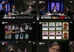 '블랙하우스' 동시간대 1위…'썰전' 잡았다