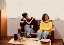 송래퍼, 신곡 '되어줘' MV 촬영 현장 공개...풋풋한 설렘