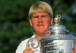 [박노승의 골프 타임리프] 대기번호 9번에서 우승을 거머쥔 1991년 PGA 챔피언, 존 댈리