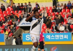 [K리그1] 경남FC의 승격 돌풍을 이끄는 세 명의 외인들