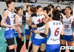 [챔프전] 한국도로공사, 창단 후 첫 통합 우승