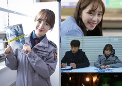 """'추리의 여왕2' 권민아 """"첫 경찰 役, 서툴고 어려웠지만 재밌었다"""""""