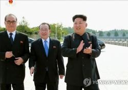 북한 김계관 한마디 분위기 냉랭…'의미심장'