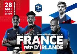 [해외축구] '아트사커' 부활 노리는 프랑스, 아일랜드 상대로 우승후보 품격 보여줄까?