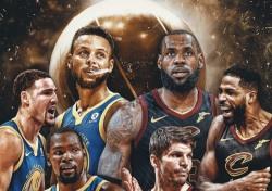 [NBA] 골든스테이트 vs 클리블랜드…파이널 첫 경기 잡을 팀은?