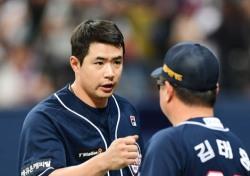 [KBO] '김재환 멀티 홈런' 두산, 넥센에 7-3 승리