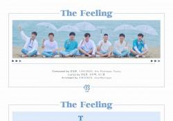 '컴백 D-10' 비투비, 선 공개 곡 'The Feeling' 오디오 티저 영상 공개…정일훈 자작곡 눈길