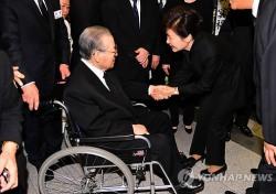 김종필 별세, 박근혜 전 대통령과 남다른 관계…떼려야 뗄 수 없다?