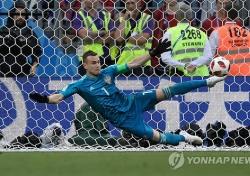 러시아, 스페인에 승부차기勝…독일·아르헨·포르투갈 이어 우승후보 또 탈락
