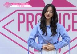 """'프로듀스48' 장원영, 시청자 사로잡은 상큼함 """"항상 청량한 모습으로…"""""""