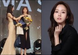 """배우 주민하, '스타포커스 최우수 연기상' 영예 """"정말 행복하다"""""""