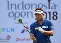 '불곰' 이승택 인도네시아오픈 첫날 9위
