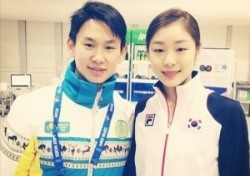 동료이자 파트너, 최고의 팬 잃은 김연아의 '슬픔'