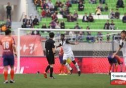 [K리그1] '두 번 실수는 없다' 말컹 멀티골로 경남 서울전 승리